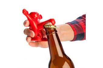 Happy Man Bottle Opener Party Drink Beer Bar Cap Tool