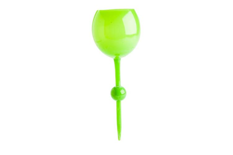 Beach Glass Float Stick Wine Beer Pool Drink Drinking 350Ml Bpa Free Acrylic