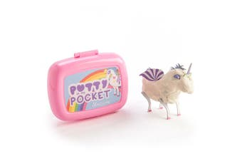 Putty in My Pocket Make your own Unicorn Figure