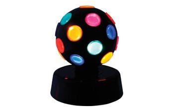 Rotating Party Disco Light Ball Lighting Home Room House Parties Night Club
