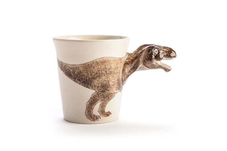 Tyrannosaurus Rex Ceramic Coffee Mug Tea Cup Dinosaur Collectible Gift