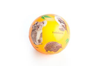 Smoosho's Relaxable Squeeze Aussie Ball Toy Stress Relief