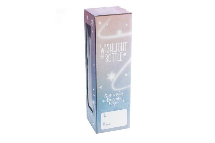 Wishlight Bottle Night Light Nursery Room Decoration Led Cute Pretty Gift