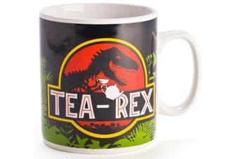 900ml Giant Coffee Ceramic Mug Tea-rex  Large Dinosaur T Rex Novelty Cup