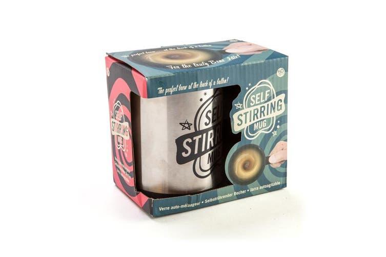 Self Stirring Coffee Mug Auto Stir Mixing Tea Cup Plain Lazy BPA Free