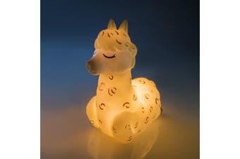Mini Led Light Alpaca Night Light Bedroom Table Home Decor