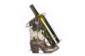 Bottle Holder Boot Wine Holder Country Western Home Decor