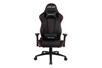 Anda Seat AD4-07 Gaming Office Chair - Black/Red [AD4-07-B-PV-R01]