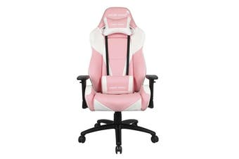 Anda Seat AD7-02 Gaming Office Chair - Pink/White