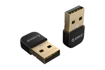 Orico Mini Wireless USB Bluetooth 4.0 Adapter Dongle Receiver Win 7/8/10 - BTA-403