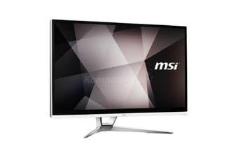 """MSI Pro 22XT 8M 21.5"""" All-In-One Desktop PC i5-8400 8GB 256GB SSD W10 Pro White - PRO 22XT 8M-015AU"""