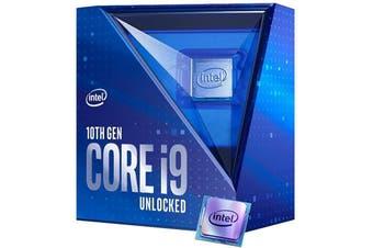 Intel Core i9-10900F Processor 2.8GHz/5.2GHz Turbo LGA1200 10th Gen CPU - BX8070110900F