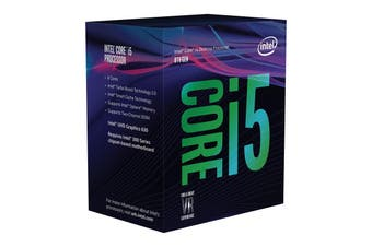 Intel Core i5-8400 Processor 9M Cache, up to 2.80 GHz LGA1151 - BX80684I58400