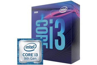 Intel Core i3-9350KF 4.0Ghz LGA 1151 Unlocked Coffee Lake 9th Gen Desktop CPU - BX80684I39350KF