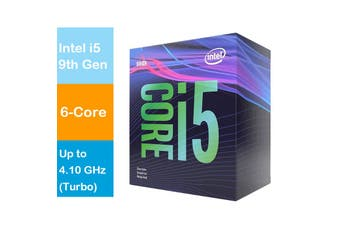 Intel Core i5-9400F 2.9Ghz LGA1151 Coffee Lake 9th Gen Desktop Processor 6 Core - BX80684I59400F