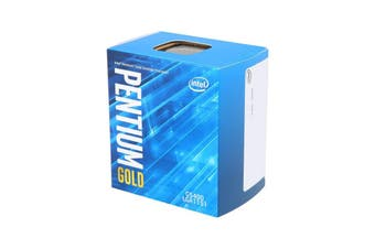 Intel Pentium Gold G5400 Coffee Lake Dual-Core 3.7 GHz LGA 1151 - BX80684G5400