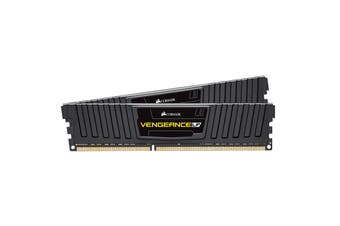 Corsair 16GB 2x 8GB Vengeance Low Profile DDR3 1600MHz XMP Desktop Gaming Memory - CML16GX3M2A1600C9