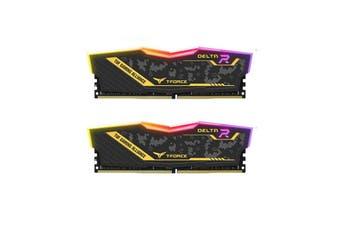 Team 16GB (2x8GB) 3200MHz RGB RAM Memory T-Force Delta Asus TUF Alliance Series - TF9D416G3200HC16CDC01