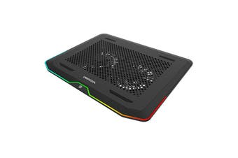 DeepCool Gaming Notebook Cooler Support Up to 17 Inch USB 3.0 140mm Fan - DP-N222-N80RGB