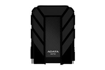Adata HD720 Pro 1TB Waterproof Shockproof External Hard Drive AHD710P-1TU3-CBK - AHD710P-1TU31-CBK