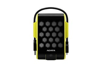 Adata HD720 1TB Waterproof Shockproof External Hard Drive Green AHD720-1TU-CGR - AHD720-1TU3-CGR