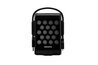 Adata HD720 2TB Waterproof Shockproof External Hard Drive Black AHD720-2TU3-CBK - AHD720-2TU31-CBK
