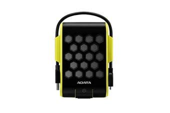 Adata HD720 2TB Waterproof Shockproof External Hard Drive Green AHD720-2TU3-CGR - AHD720-2TU31-CGR
