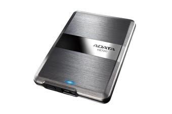 Adata HE720 1TB USB3.0 Portable External Hard Drive Titanium - AHE720-1TU3-CTI