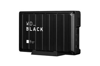 Western Digital WD Black 8TB D10 Game Drive for Xbox One External Hard Drive - WDBA3P0080HBK-SESN