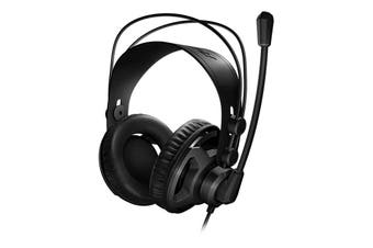 Roccat Renga Boost Studio Grade Over-ear Stereo Gaming Headset Ergonomic Design - ROC-14-410-AS