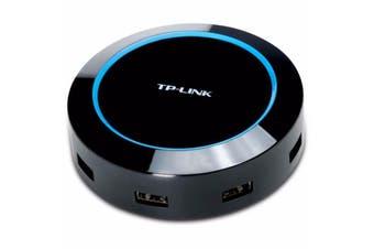 TP-Link 40W 5 Port Fast USB Charger Apple iPhone iPad Samsung Galaxy Black - UP540