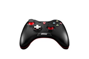 MSI GC30 Wireless Gaming Controller Support PC, Android and Popular Consoles - S10-43G0010-EC4