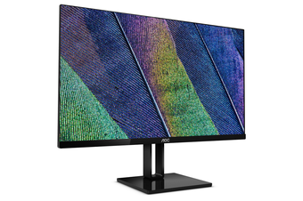 "AOC 27"" IPS 5ms Full HD Zero Edge Ultra Slim FreeSync Monitor Flicker Free - 27V2Q/75"