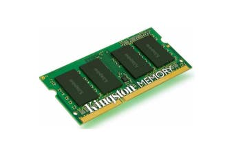 Kingston 4GB DDR3L 1600MHz PC3-12800 CL11 204pin Non ECC Laptop Memory RAM 1.35V - KVR16LS11/4