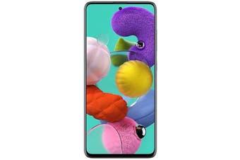 """Samsung Galaxy A51 128GB Black 6.5"""" Super AMOLED Screen Quad Camera Smartphone - SM-A515FZKFATS"""