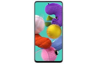 "Samsung Galaxy A51 128GB Blue 6.5"" Super AMOLED Screen Quad Camera Smartphone - SM-A515FZBFATS"