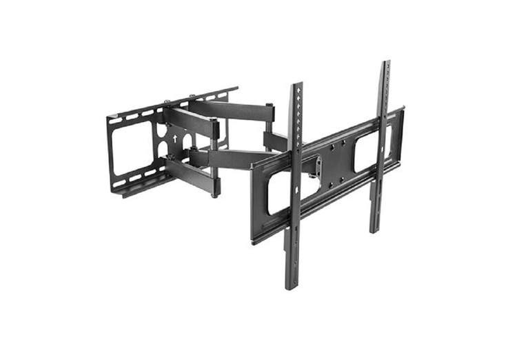 "Brateck Economy Solid Full Motion TV Wall Mount for 37""-70"" LED LCD Flat TVs - LPA36-466"