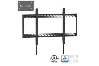 "Brateck Plasma/LCD TV Wall Mount Bracket Up to 100"" X-Large Heavy-duty Mount - LP37-69F"