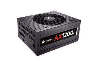 Corsair AXi Series Modular AX1200i 1200W 80 Plus Platinum Certified Power Supply - CP-9020008-AU