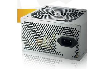 Aywun 600W ATX PSU 120mm FAN for PC 2 Years Warranty Easy to Install - A1-6000