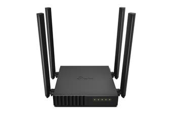 TP-Link AC1200 Dual-Band Wi-Fi Router Access Point and Range Extender - Archer C54