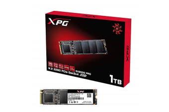Adata 1TB SSD XPG SX6000 Pro PCIe Gen3x4 M.2 2280 Solid State Drive 2100MB/s - ASX6000PNP-1TT-C