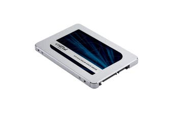 "Crucial MX500 1TB SATA 2.5-inch 7mm (with 9.5mm adapter) 2.5"" Internal SSD - CT1000MX500SSD1"