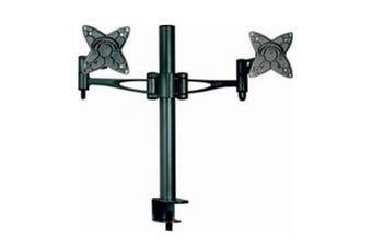 "Astrotek Dual Screen Monitor Stand Desk Mount 36cm Arm for 13""-34"" 15kg Tilt/Swivel - AT-LCDMOUNT-2H"
