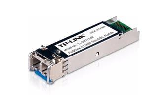 TP-Link Gigabit SFP MiniGBIC Module, Multi-Mode, LC Interface, 550m - TL-SM311LM