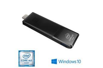 Intel Compute Stick Mini PC Quad-Core 2.2GHz 4GB RAM 64GB WiFi BT Plug and Play - BOXSTK2M3W64CC