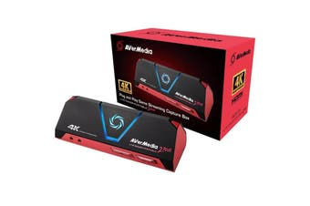 Avermedia AVerMedia GC513 Live Gamer Portable 2 Plus 1080P 60FPS USB Video Capture 4K HDMI - AVM-GC513