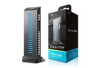 DeepCool Deepcool GH-01 RGB Adjustable Internal Graphics Card Holder / Video Card Holder - DP-GCH1-GH01-RGB