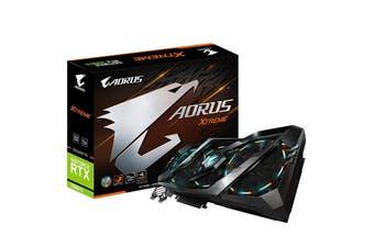 Gigabyte GeForce RTX 2080 Ti AORUS Xtreme 11G Type-C 1770 MHz RGB Fusion - GV-N208TAORUS-X-11GC