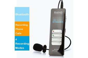 Hnsat 8GB Bluetooth Digital Voice Recorder Phone Call Recorder Rec/TF - DVR-188